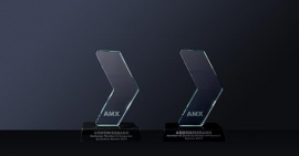 """ARMSWISSBANK"" CJSC WON IN TWO NOMINATIONS IN ""AMX AWARDS 2019"""