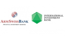 ARMSWISSBANK JOINED THE INTERNATIONAL INVESTMENT BANK'S TRADE FINANCE SUPPORT PROGRAMME