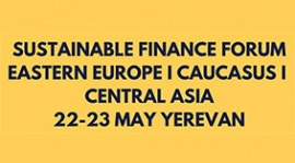 ARMSWISSBANK PARICIPATES IN SUSTAINABLE FINANCING REGIONAL FORUM