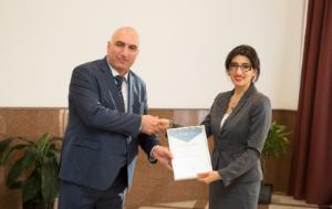 "ARMSWISSBANK AS ""LONG-TERM RELIABLE PARTNER"" FOR YEREVAN COMMODITY AND RAW MATERIAL EXCHANGE"